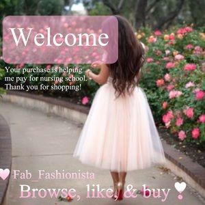 WELCOME! Meet the posher 💕